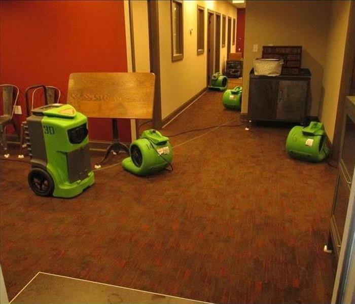 Commercial Water Damage – Cape Coral