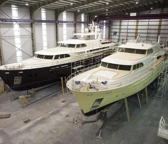 Water Damage Protecting Yachts from the Effects of Commercial Water Damage on Pine Island