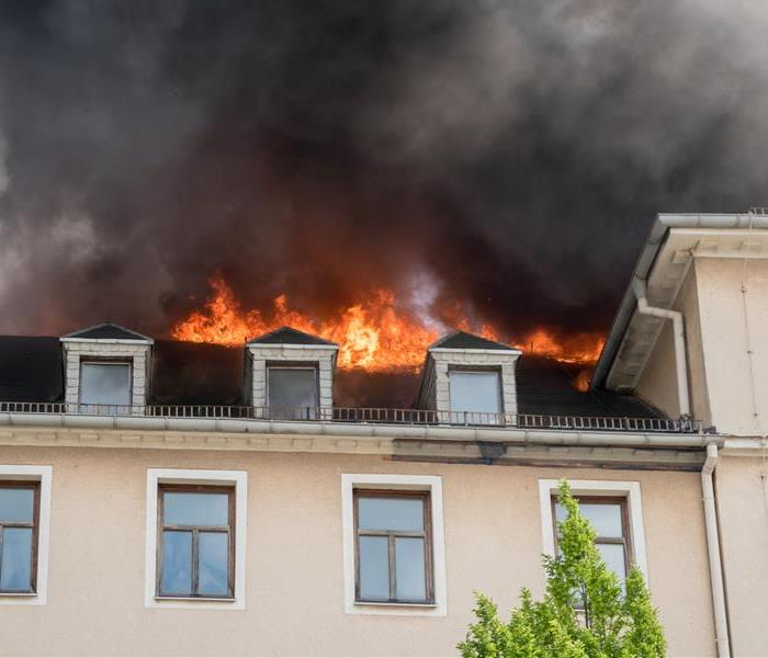 Commercial Commercial Fire Damage: Common Forms of Smoke Damage