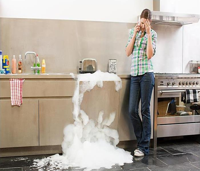 Water Damage Water Damage Cleanup For Your Pine Island Home After Dishwasher Malfunction