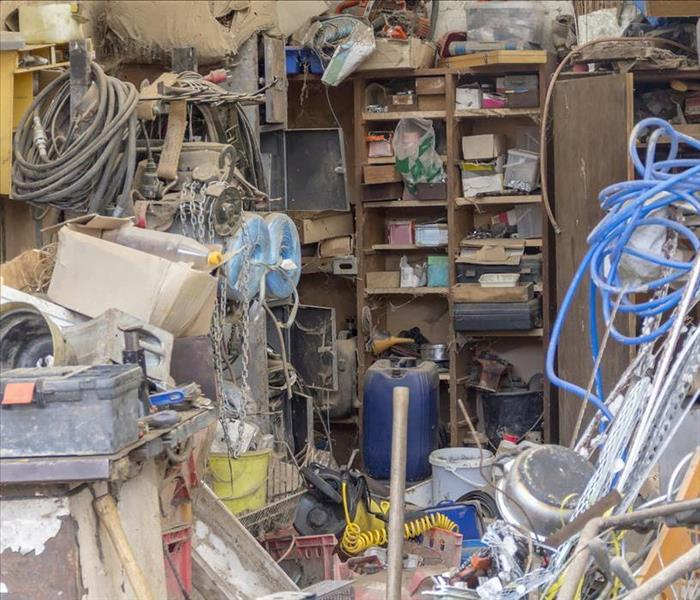 Why SERVPRO Encountering Biohazards During Hoarding Cleanup In Cape Coral